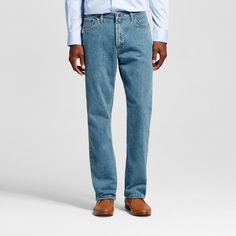 Wrangler Men's Advanced Comfort Relaxed Fit Jeans