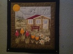 Pequeño tapiz