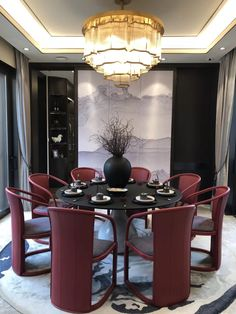 Dining Furniture, Luxury Furniture, Dining Chairs, Dining Table, Hotel Room Design, Dining Room Design, Office Interior Design, Interior Design Inspiration, Geometric Furniture