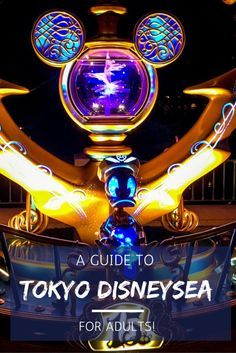 Guide to Tokyo DisneySea for adults: The best rides at Tokyo Disney