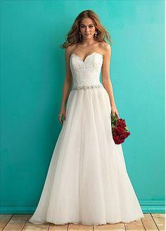 Wedding Dresses sweetheart sparkle & shine
