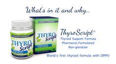 What is in ThyroScript and why #Thyroid http://suzycohen.com/articles/whats-thyroscript-thyroid-formula/