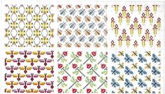All Over 09 cross stitch