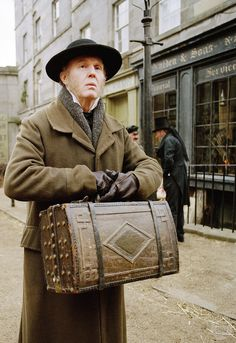 Tim Pigott-Smith as Mr. Richard Hale in North & South 2004 Elizabeth Gaskell, British Costume, John Thornton, Masterpiece Theater, Bbc Drama, Charlotte Bronte, Face Characters, North South, Period Dramas