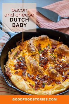 Amish Recipes, Dutch Recipes, Baby Food Recipes, Cooking Recipes, Breakfast Cafe, Savory Breakfast, Breakfast Dishes, Dutch Baby Pancake, Dutch Pancakes
