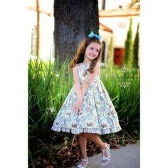 Colleen's Dress by Olabelhe PDF Sewing Pattern Girls, baby, toddler ,E book, tutorial, PDF, downloadable, sewing pattern, easy, DIY, instant download, Spring, Easter, digital, e pattern, kids, sew, AllegroDigiPatterns,