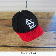 dea4d0b4a60 Items similar to Baby Boy Outfit St Louis Cardinals baby boy clothes  knitted hats