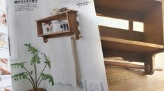 セリアで揃う!電動工具不要!タオルハンガー付き壁掛けシェルフDIY♪|LIMIA (リミア)