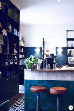 Café Pinson – Paris 10, rue du faubourg poissonnière