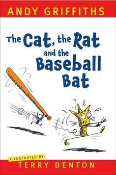Booktopia has The Cat, the Rat and the Baseball Bat by Andy Griffiths. Buy a discounted Paperback of The Cat, the Rat and the Baseball Bat online from Australia's leading online bookstore. Books For Beginning Readers, Emergent Readers, Rats, Baseball, Illustration, Baseball Promposals, Illustrations, Rat