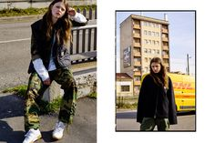 Supreme, Bape and More Feature in This Milan Streetwear Editorial