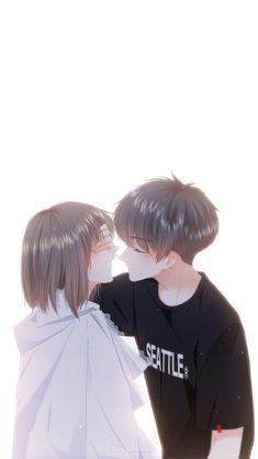 Love Never Fails [Manga] Love Cartoon Couple, Cute Couple Art, Manga Couple, Anime Love Couple, I Love Anime, Cute Couples, Anime Love Story, Tamako Love Story, Anime Couples Drawings
