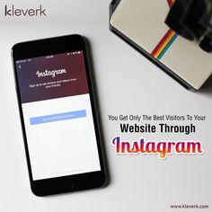 Instagram Sign, Digital Marketing, Good Things, Website, Blog, Blogging