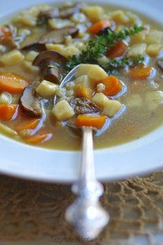 Recipe of the week Soup Recipes, Vegan Recipes, Cooking Recipes, Lithuania Food, Lithuanian Recipes, European Cuisine, Food Places, Potato Dishes, Tasty Dishes