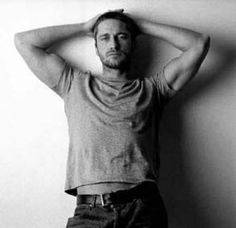 Gerard Butler, I don't know why I love him so much. I think it has something to do with his accent.. :)