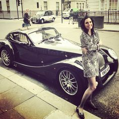 #Morganaereo #london #dressup #friday #happywoman
