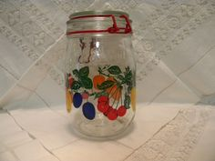 Hey, I found this really awesome Etsy listing at https://www.etsy.com/listing/203463809/le-parfait-super-french-canning-jar