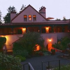 Featured Gay Friendly Accommodations: Applewood Inn, Guerneville, California