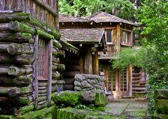 Sanborn Hostel, Santa Cruz Mountains