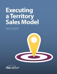 White Paper: Executing A Territory Sales Model