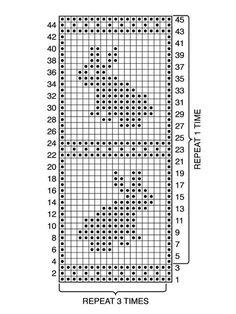 Image result for peter rabbit crochet chart