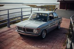 Dream Come True - Bruce Carr's Bristol Gray 1969 BMW 2002 - Stance Works