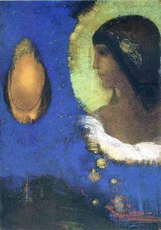 Sita, 1893, Odilon Redon