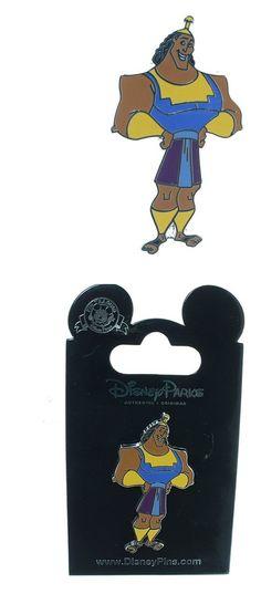 $8.75 - Disney Kronk of The Emperor's New Groove Pin #disney