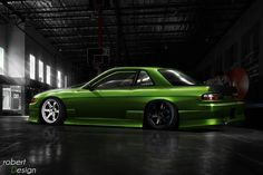 Nissan Silvia S13 4 year later by Rob3rT----Design.deviantart.com on @deviantART