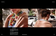 Julio - Segui la moda. Models: Julieta Miquelarena (@julietamiq) @ Rebel / Maria Lafita @ Code. Ph: Martin Corti.