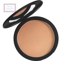 Golden Glamour, Giant Sun Powder (Duży puder brązujący) - cena, opinie, recenzja | KWC
