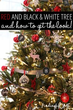 Christmas Tree Decorating: How To Get the Look
