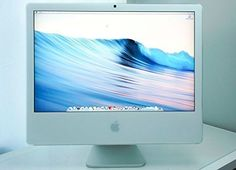 Apple iMac 'Core Duo' 1.83 17-Inch Mid-2006 IG. Apple Certified Technician - Buy from a pro - 15 yrs of Apple Sales. Enjoy! iMac is used. Machine has been started and tested for full functionality. Lc...
