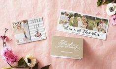 Wedding Wednesday: Thank You Cards - Zazzle Blog