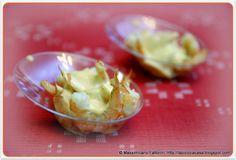 La Piccola Casa: La semplice ricetta per un gustoso finger food old style: code di gambero con salsa rosa al whisky torbato