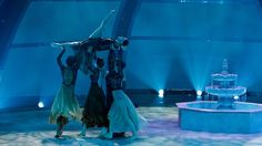SYTYCD - The Top 6 girls perform a group routine choreographed by Stacey Tookey.