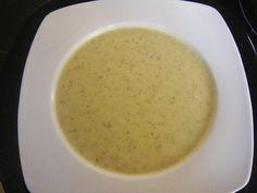 Crema De Calabacín Con Queso. Recetas - recipes - food