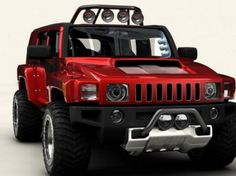 Hummer car