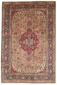 Tabriz carpet 200x298