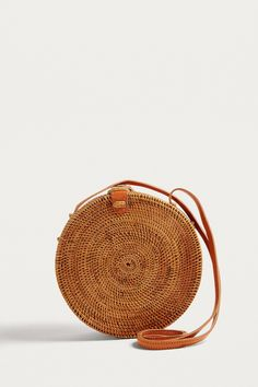 Shop Circle Straw Crossbody Bag at Urban Outfitters today. We carry all the latest styles, colours and brands for you to choose from right here.