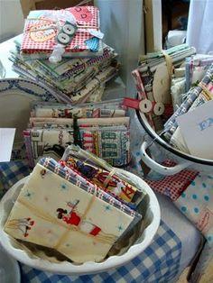 Crafts room..