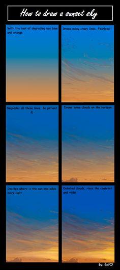 Znalezione obrazy dla zapytania how to draw digital sun