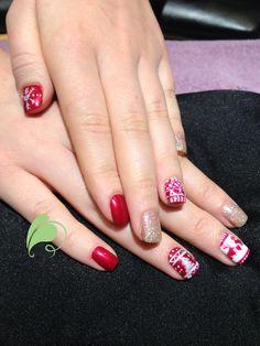 10 SPAtacular Holiday Nail Art Ideas — Elliven Spa