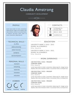 Resume Templates But You Have To Buy Them Pinned So I Can Make It