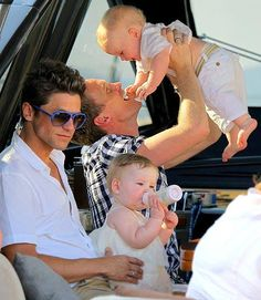 Why is it that so many people want to negate the love in a same sex relationship. They are very good parents and can share tremendous love. This is Neil Patrick Harris and his husband and two children. Please, no hater comments. Thanks.