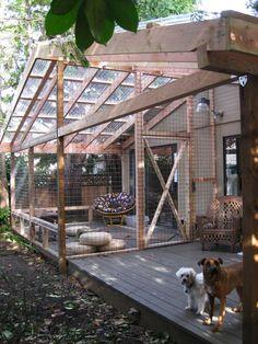 The latest for feline-loving homeowners: Catios   jacksonville.com