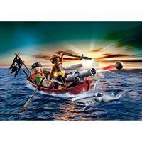 5137 - Barque des pirates avec requin marteau