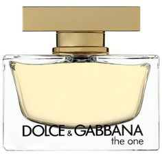 Dolce & Gabbana The One Women's 2.5-ounce Eau de Parfum Spray (€63) ❤ liked on Polyvore featuring beauty products, fragrance, eau de perfume, dolce&gabbana, eau de parfum perfume, spray perfume and dolce gabbana fragrances