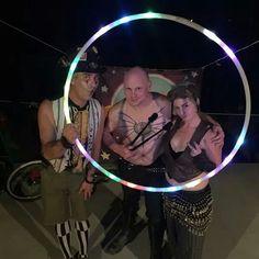 Blue moon circus at
