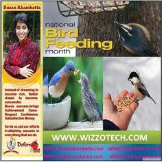 #youthicon #motivationalspeaker #inspirationalspeaker #mentor #personalitydevelopment #womenempowerment #womenentrepreneur #entrepreneur #ruzankhambatta #womenleaders # Bird-FeedingMonth
